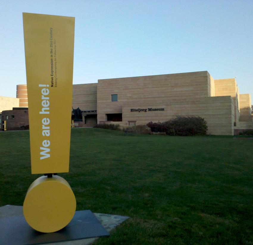 Museum Marketing Displays
