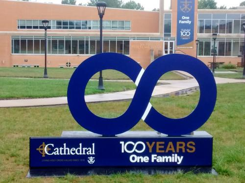 Corporate Anniversary Celebration Displays