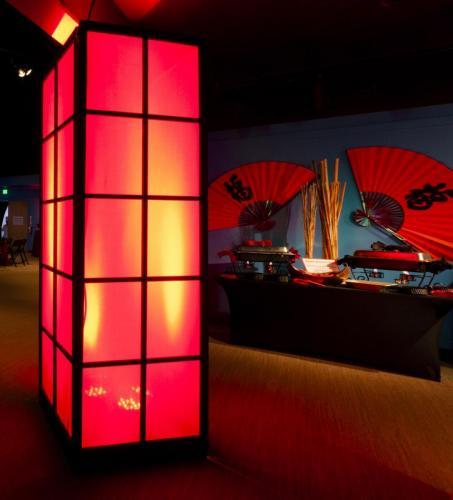 Asian Design - Soji Screens - 8' tall