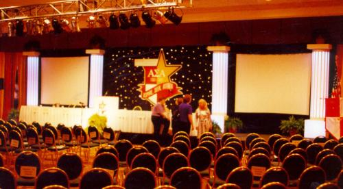 Awards Night - Stage Decor