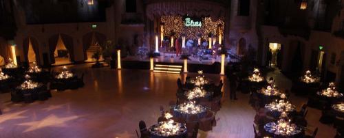 Awards Night Decor - Lighted Columns