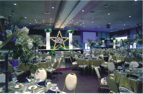 Awards Night Stage Set