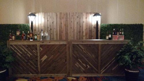 Cedar Plank Bar Stations