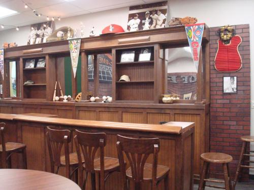 Baseball - Sports Bars