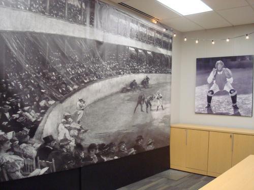 Baseball - Vintage Photo Backdrops and Photo Displays