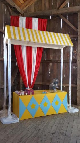 Carnival - Catering Station