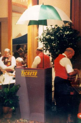 Circus - Carnival - Ticket Stand