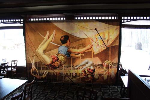Circus - Vintage Digital Backdrops
