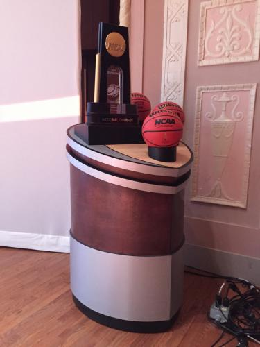 Custom Awards Stands - Design and Fabrication