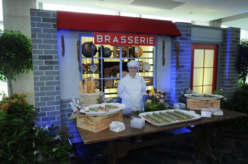 France - Brasserie Catering Station