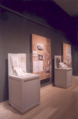 Museum - Cabinets