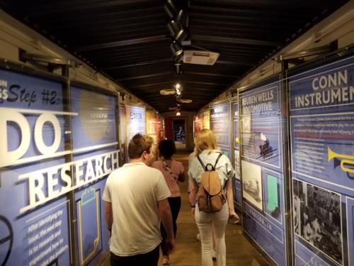 Museum Services - Custom Displays