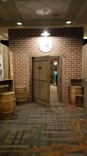 Speakeasy - Warehouse Entrance