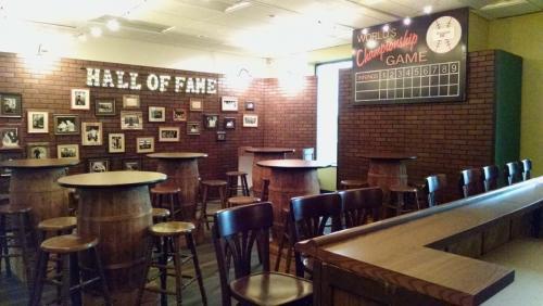 Sports - Lounge Environment
