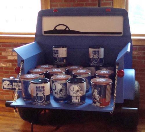Tailgate and Sports - Pick Up Truck Prop Catering Station