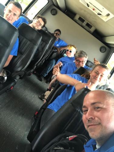 The Impact Team Ready To Go