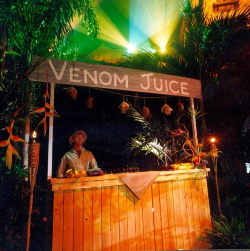 Adventure Theme - Venom Juice Bar Station