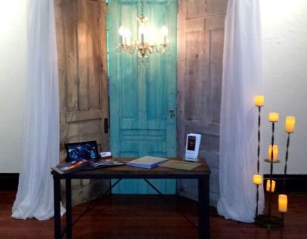Wedding - Vintage Door Backdrop