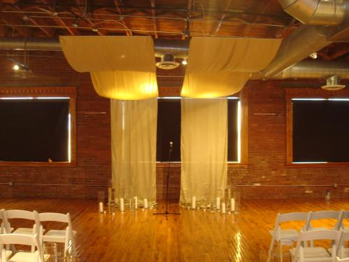 Wedding Ceremony Drape